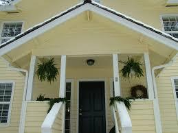 Front Door House Best Black Door House With Black Garage Doors White House Image 5