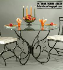 iron dining room chairs indoor iron dining tables and iron chairs designs 2013 davotanko