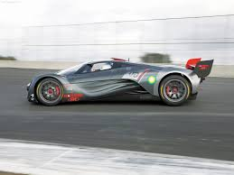mazda supercar mazda furai concept 2008 picture 5 of 11