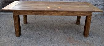 rustic barnwood dining table loccie better homes gardens ideas