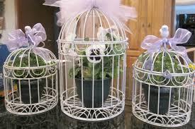 Bird Cage Decoration Inspired I Dos Bird Cage Centerpieces