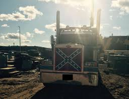 Truck With Rebel Flag Uw L Discusses U0027fear And Angst U0027 Over Confederate Flag Local