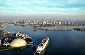 Long Beach California Map Minute Grand Los Angeles Helicopter Tour In Long Beach Ca