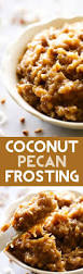 check out coconut pecan frosting it u0027s so easy to make coconut