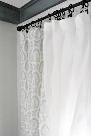 Hanging Lace Curtains Eight More Living Room Curtains Young House Love