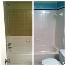 Rustoleum Bathtub Refinishing Kit Reviews Yes You Really Can Paint Tiles Rust Oleum Tile Transformations