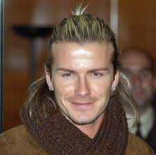 as david beckham goes blond again we revisit his most noteworthy
