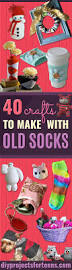 40 creative crafts to make with old socks diy projects for teens