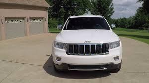 jeep laredo 2012 hd video 2012 jeep grand cherokee limited 4x4 white tv dvd nav for