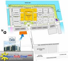 mall of asia floor plan sea residences condo for sale pasay