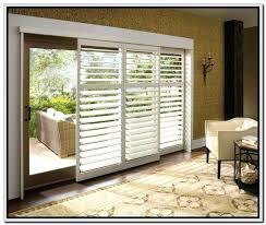 Window Treatment Patio Door Sliding Glass Door Window Coverings Window Blinds For