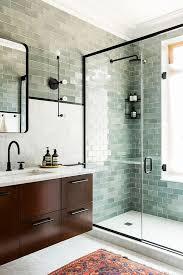 subway tile ideas bathroom 33 chic subway tiles ideas for bathrooms digsdigs
