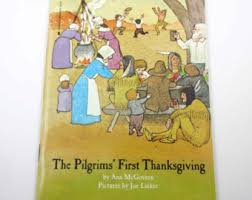 the pilgrims book mayflower book etsy