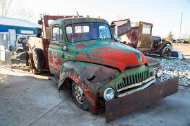 Classic Ford Truck Used Parts - this colorado parts yard has been collecting classic cars for