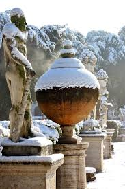 93 best garden in winter images on pinterest winter garden