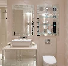 Decorative Mirrors For Bathroom Vanity Bathroom Wall Mirror Styles For Sophisticated Room Home
