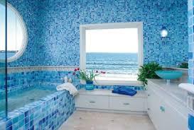 blue bathroom decor excellent sea impressed bathroom decor with contemporary