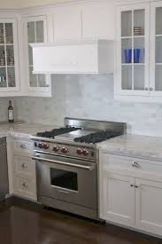 Carrara Marble Subway Tile Kitchen Backsplash by 8 Best Super White Granite Countertops Images On Pinterest White