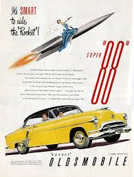 oldsmobile rocket 88 silodrome