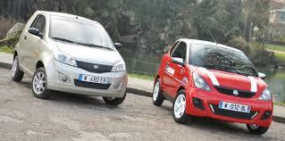 Comparatif Si E Auto B Aixam E City Et Noun Electric Sans Permis Sans Bruit Sans
