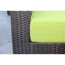 Designer Patio Furniture Sofa Patio Furniture Faux Wicker Patio Furniture Sofa Cushions
