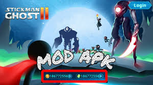 ghost apk stickman ghost 2 galaxy wars v4 1 3 mod apk gameplay