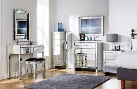 Mirrored Bedroom Sets Home Design Breathtaking Venetian Mirrored Bedroom Furniture