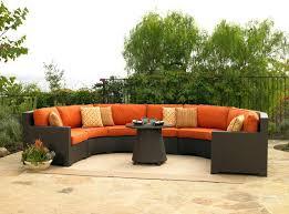 Circular Sectional Sofa Outdoor Curved Sectional Sofa Image Of Curved Outdoor Sectional