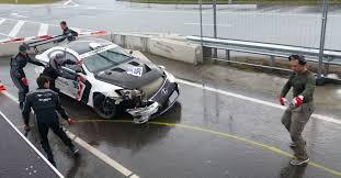 lexus racing team avariją patyrusios u201elexus team lt u201c komandos atstovai mano kad
