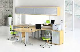 Modern Wood Office Desk Furniture Office Furniture Layout Workstations Then Adorable