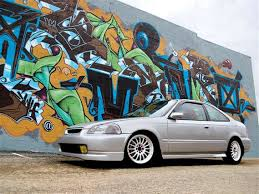 96 honda civic 2 door coupe 1996 honda civic coupe the silver bullet honda tuning magazine