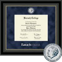 college diploma frame diploma frames baruch college bookstore