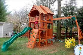simple decoration backyard playsets interesting home design
