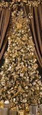 Christmas Decorations In Blue And Brown by Best 25 Gold Christmas Tree Ideas On Pinterest Christmas Tree