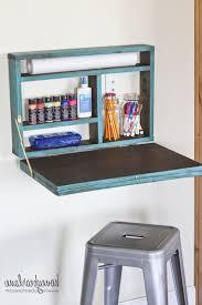 Wall Desk Ideas Best 25 Fold Down Desk Ideas On Pinterest Murphy Kids Pertaining