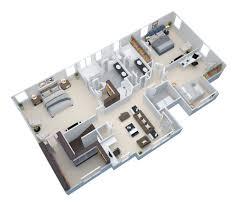 3d floor plan examples
