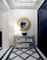 tomas pearce interior design entry hall eccentric and hall
