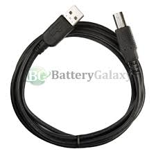 for hp canon dell brother printer scanner cable cord usb 2 0 a b