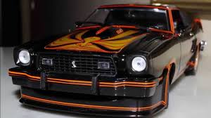 1978 ford mustang ii king cobra for sale 1 18 ford mustang ii king cobra 1978 black by greenlight