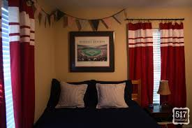 Red And White Striped Curtain Navy And White Striped Curtains Curtains Gallery