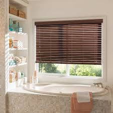 blinds astonishing bathroom wooden blinds pvc roller blinds