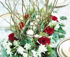 christmas table flower arrangement ideas 22 best christmas table flower arrangement ideas little big