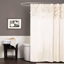 mainstays boardwalk fabric 13 shower curtain set walmart