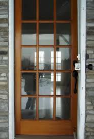 Lowes Patio Screen Doors Smart Woodland Cedar Screen Door Bay X Woodland Cedar