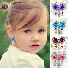 clip on earrings for kids clip on earrings ebay