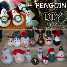 penguin tree decorations part 17 polar and