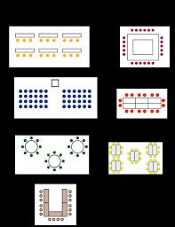 room layouts and capacities st john u0027s university