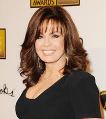 marie osmond hairstyles feathered layers marie osmond instagrams funny parenting cartoon marie osmond
