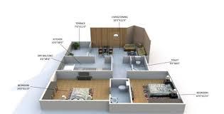 trillium floor plan trillium in magarpatta city pune by magarpatta group magicbricks