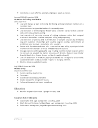 Sample Resume For Retail Position by Retail Sales Manager Cv Ahmed Amin